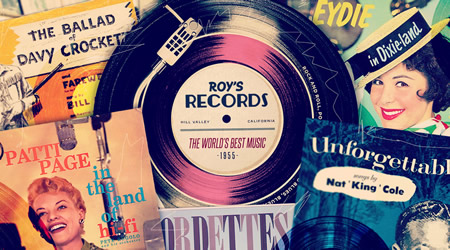 Roy's Records