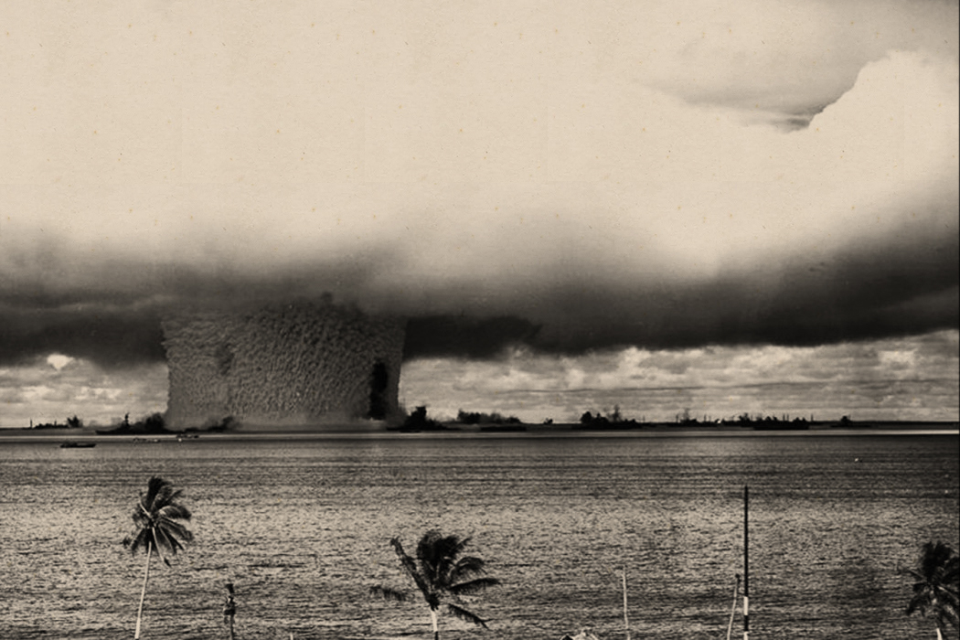 LATEST ON COLD WAR: HOW TO SURVIVE AN ATOMIC BOMB